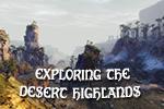 Exploring the Desert Highlands