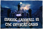 Making Landfall in the Crystal Oasis