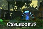 onslaughts