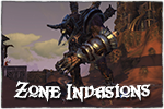 Zone Invasions