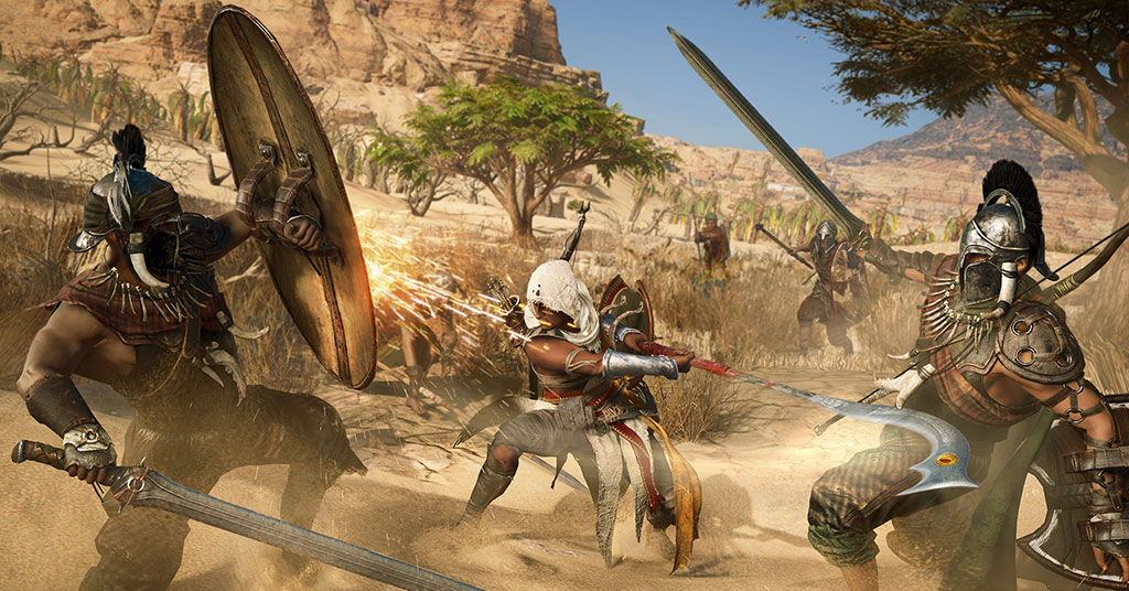 Playstation Adventures: Assassin's Creed: Orgins - Gaiscioch Magazine & Livestreams