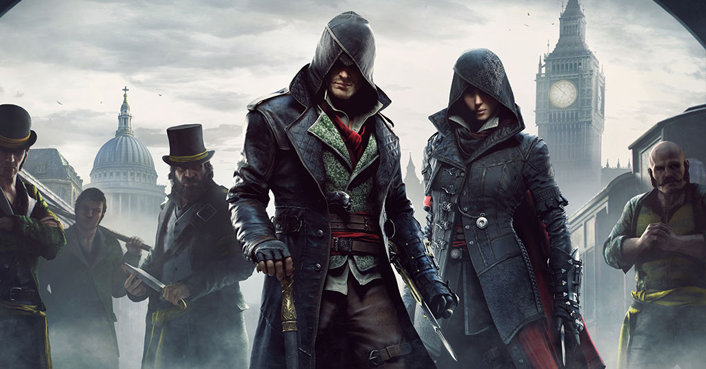 Playstation Adventures: Assassin's Creed Syndicate - Gaiscioch Magazine & Livestreams