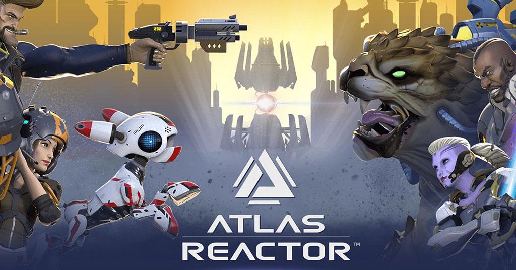 Side Quests: Atlas Reactor - Gaiscioch Magazine & Livestreams