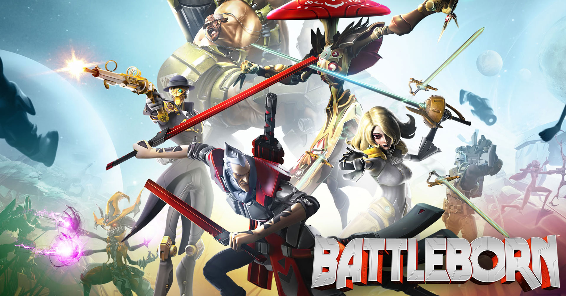 Playstation Adventures: Battleborn - Gaiscioch Magazine & Livestreams