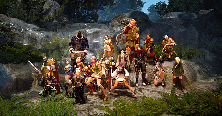 Side Quests: Black Desert - Gaiscioch Magazine & Livestreams