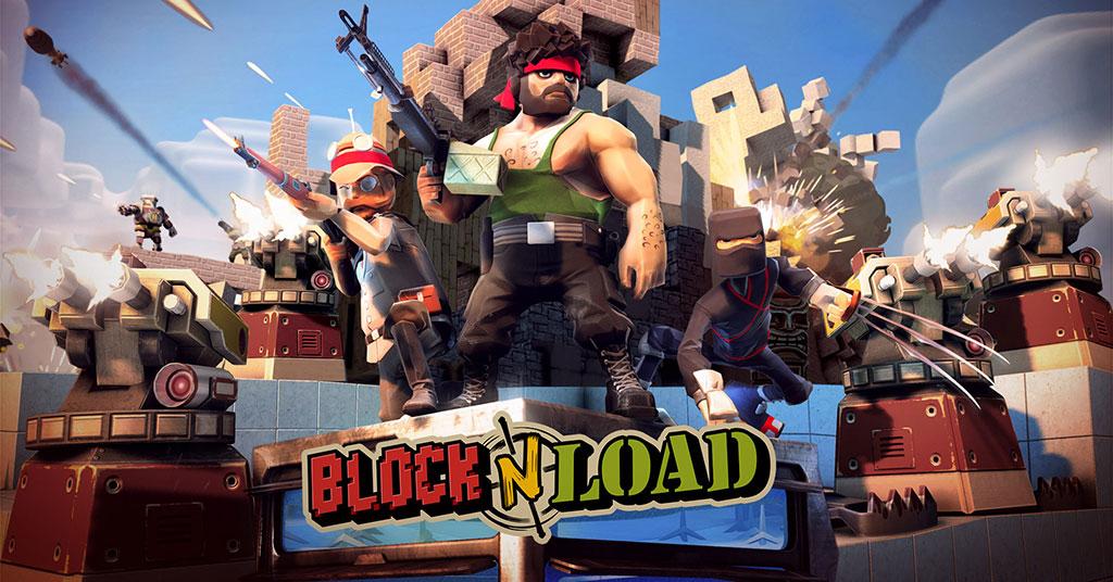 Weekend Warriors: Block N' Load - Gaiscioch Magazine & Livestreams