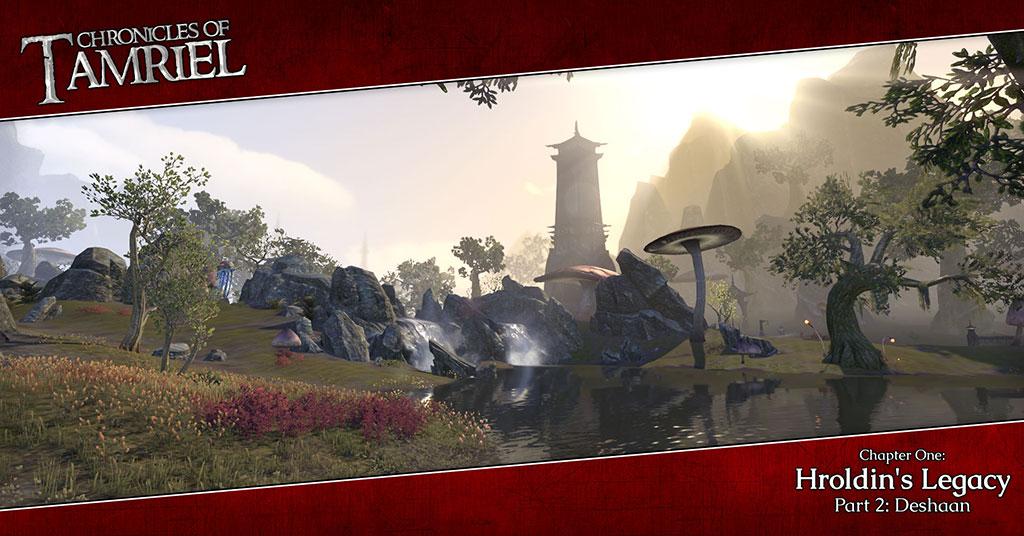 Chronicles of Tamriel: Deshaan - Gaiscioch Magazine & Livestreams