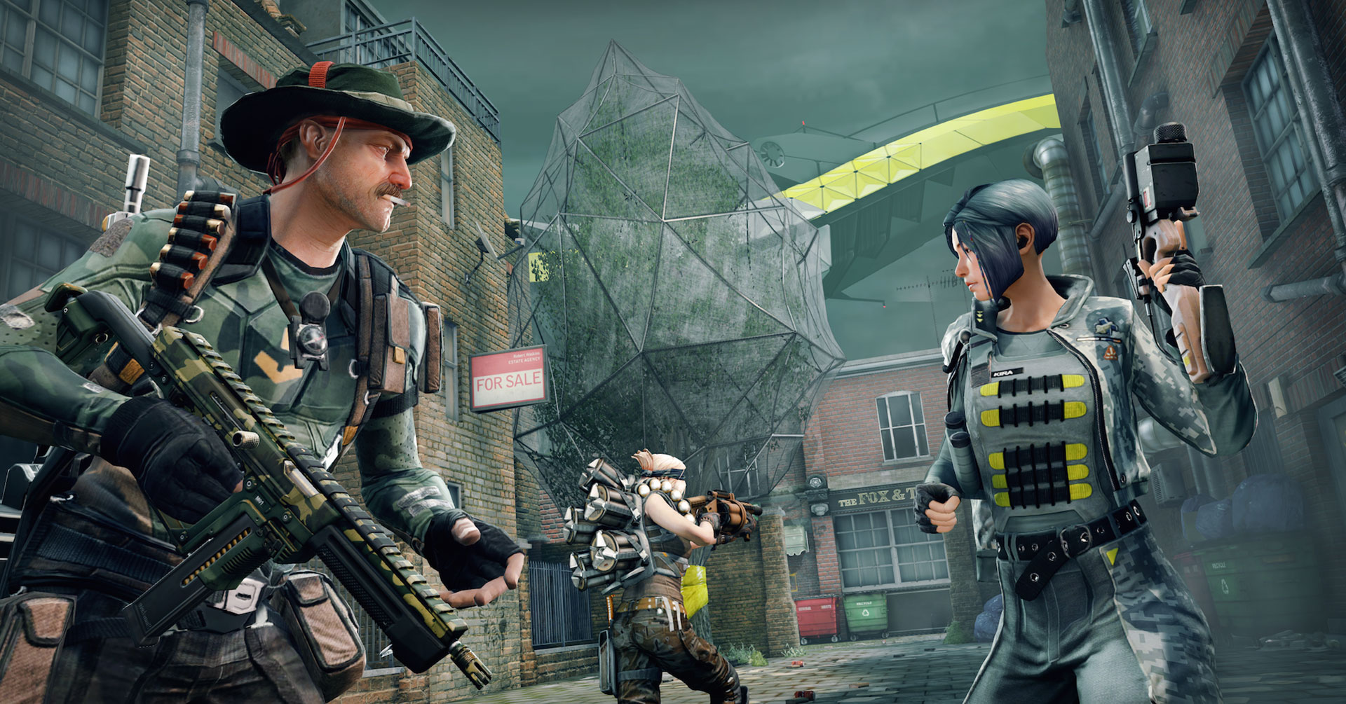 Weekend Warriors: Dirty Bomb - Gaiscioch Magazine & Livestreams