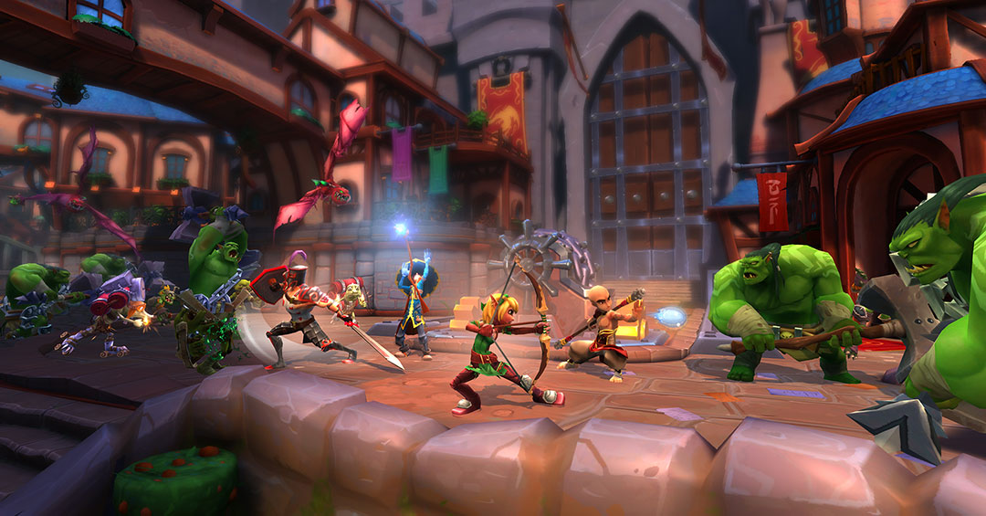 Smitty Streams: Dungeon Defenders 2 - Gaiscioch Magazine & Livestreams