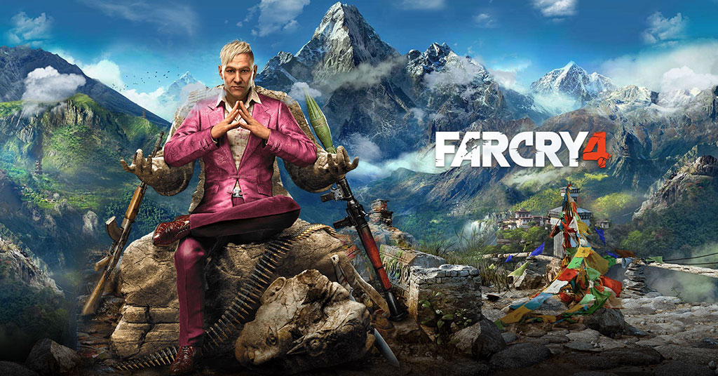 Playstation Adventures: Far Cry 4 - Gaiscioch Magazine & Livestreams