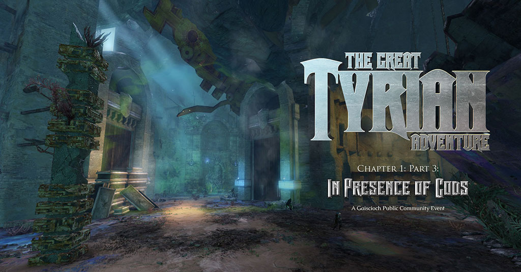 Great Tyrian Adventure: In Presence of Gods - Gaiscioch Magazine & Livestreams