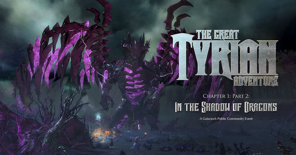 Great Tyrian Adventure: In the Shadow of Dragons - Gaiscioch Magazine & Livestreams