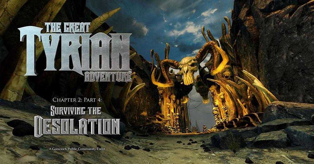 Great Tyrian Adventure: Surviving The Desolation - Gaiscioch Magazine & Livestreams