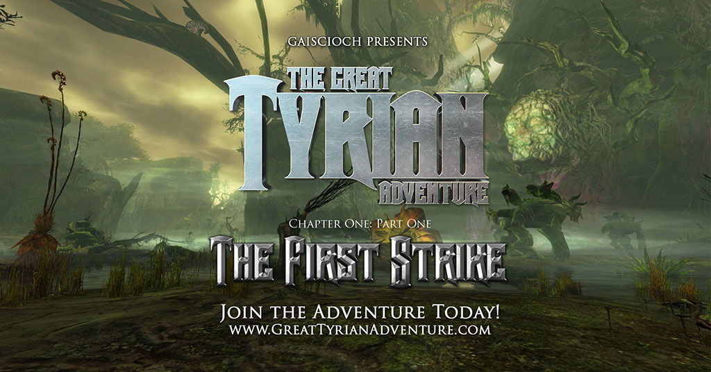 Great Tyrian Adventure: The First Strike - Gaiscioch Magazine & Livestreams