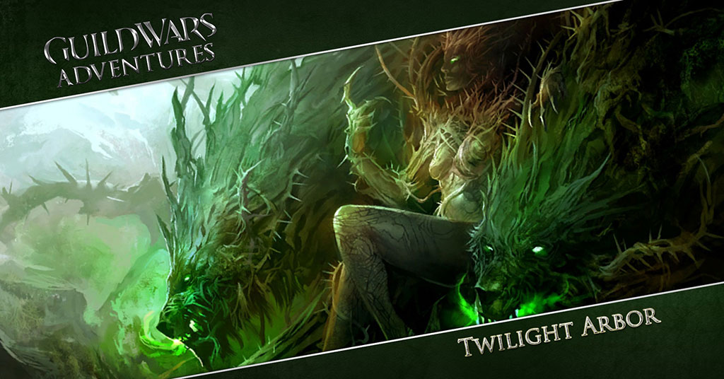 Guild Wars Adventures: Twilight Arbor - Gaiscioch Magazine & Livestreams
