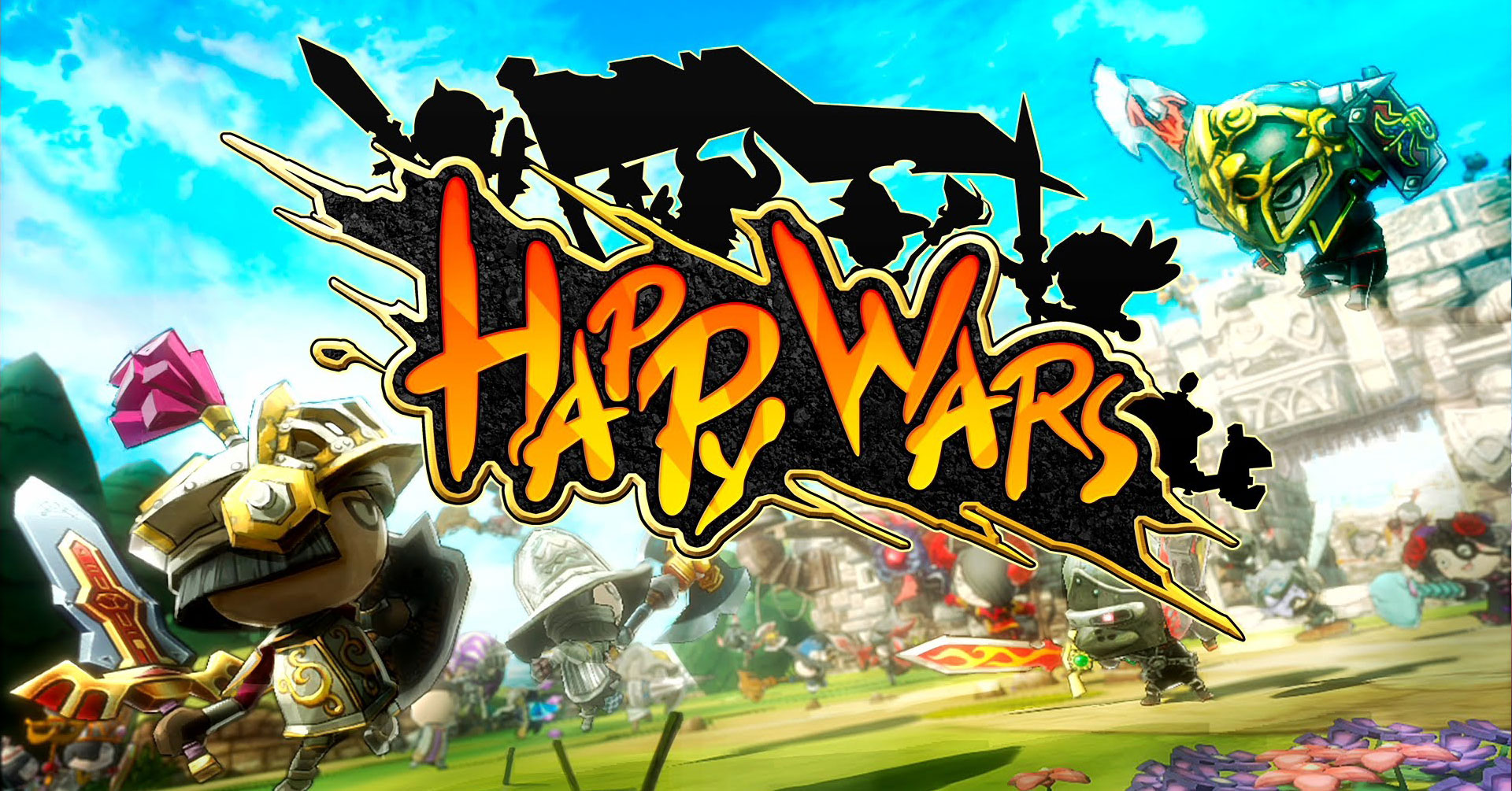 Weekend Warriors: Happy Wars - Gaiscioch Magazine & Livestreams