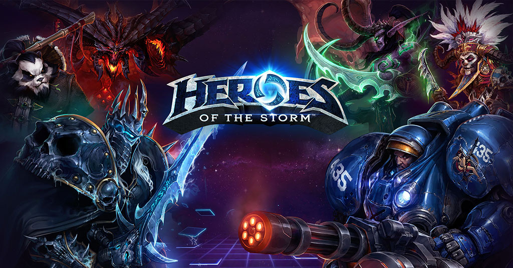 Weekend Warriors: Heroes of the Storm - Gaiscioch Magazine & Livestreams