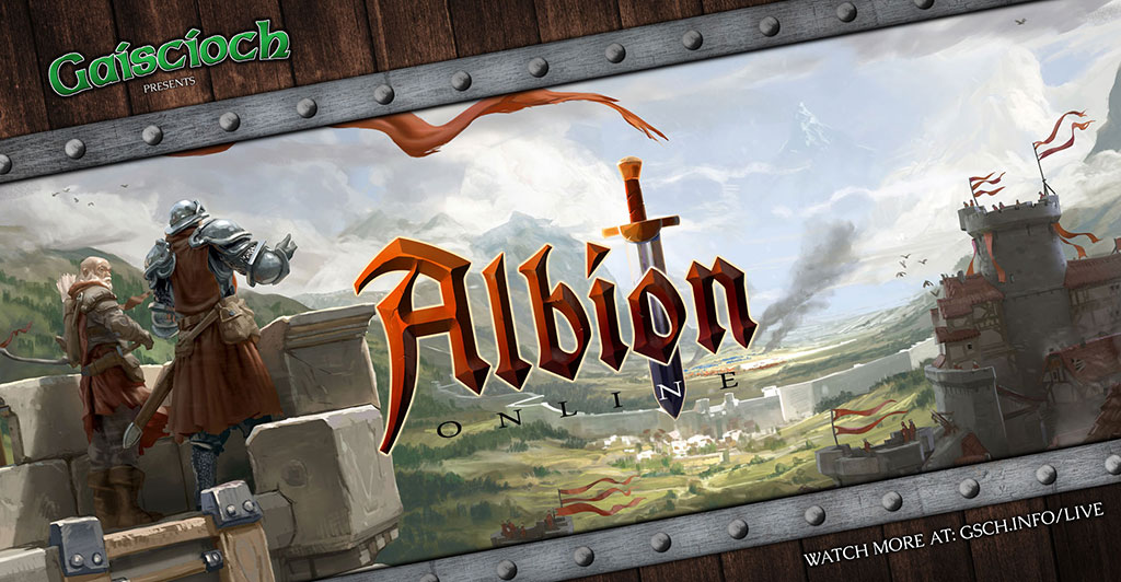 Gaiscioch Presents: Albion Online - Gaiscioch Magazine & Livestreams