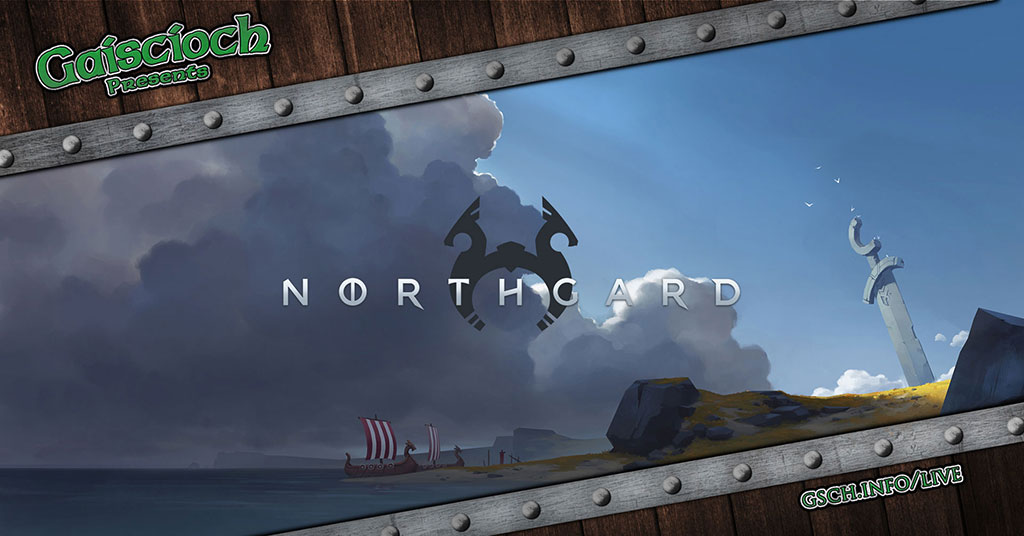 Gaiscioch Presents: Northgard - Gaiscioch Magazine & Livestreams