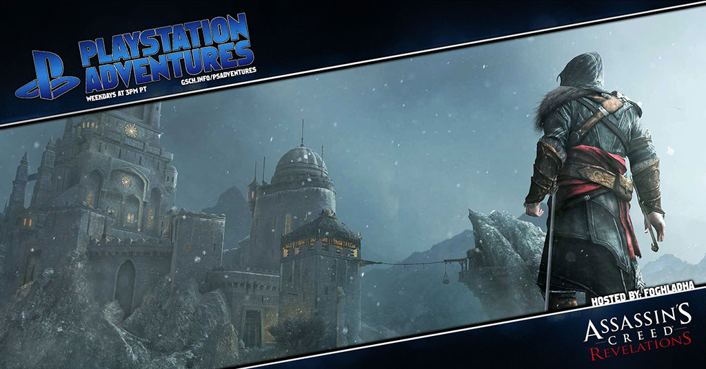 Playstation Adventures: Assassin's Creed: Revelations - Gaiscioch Magazine & Livestreams