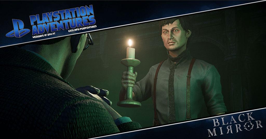 Playstation Adventures: Black Mirror - Gaiscioch Magazine & Livestreams