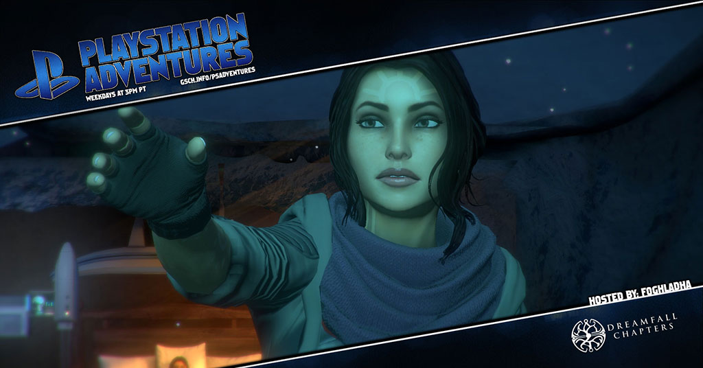 Playstation Adventures: Dreamfall Chapters - Gaiscioch Magazine & Livestreams