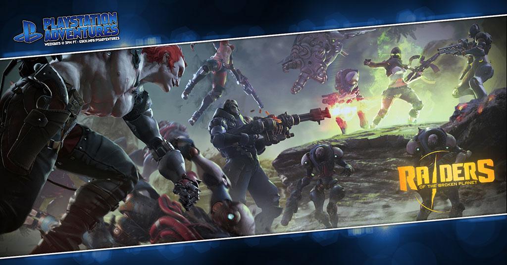Playstation Adventures: Raiders of the Broken Planet - Gaiscioch Magazine & Livestreams