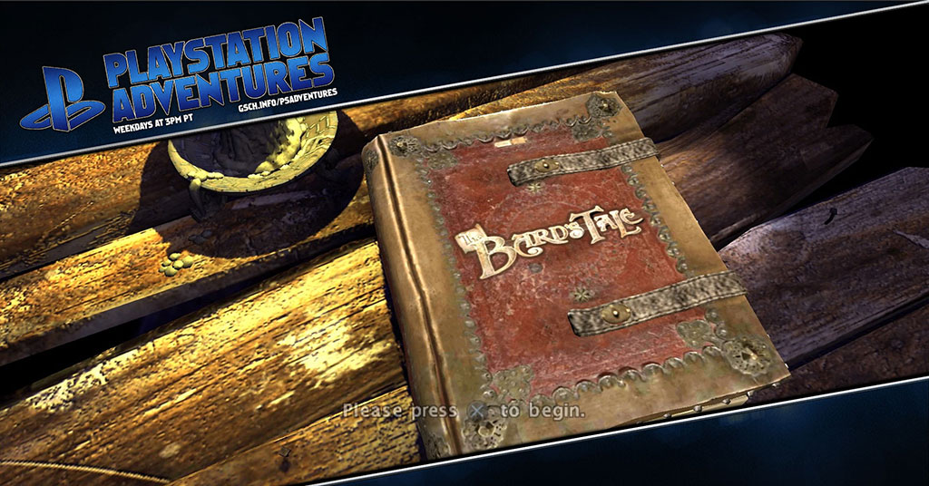 Playstation Adventures: The Bard's Tale - Gaiscioch Magazine & Livestreams