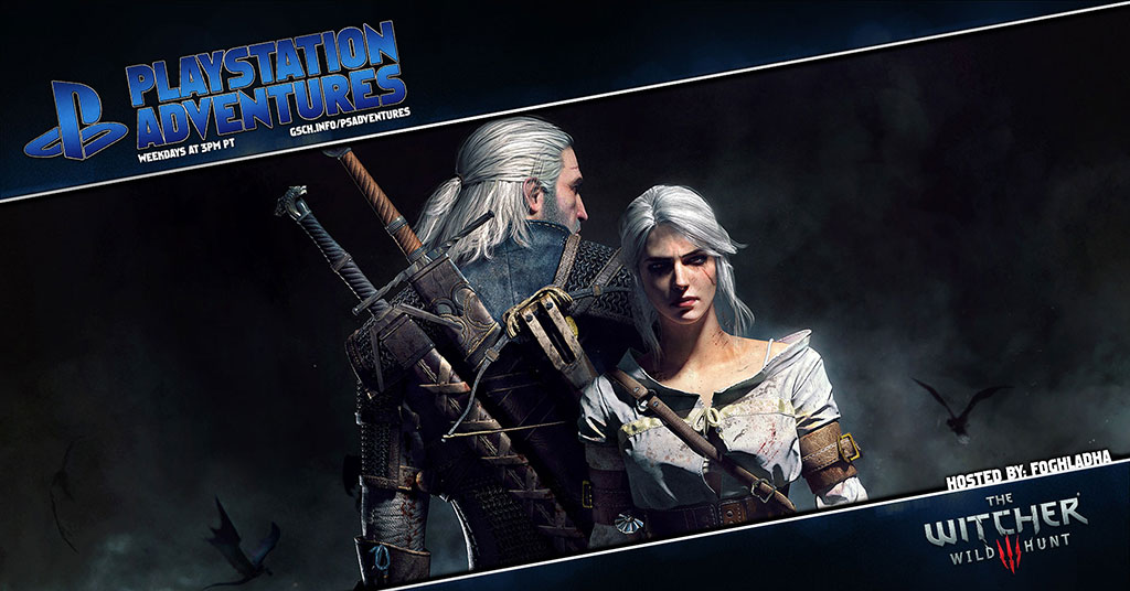 Playstation Adventures: The Witcher 3: Wild Hunt - Gaiscioch Magazine & Livestreams