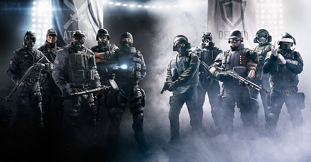 Playstation Adventures: Rainbow Six Siege - Gaiscioch Magazine & Livestreams