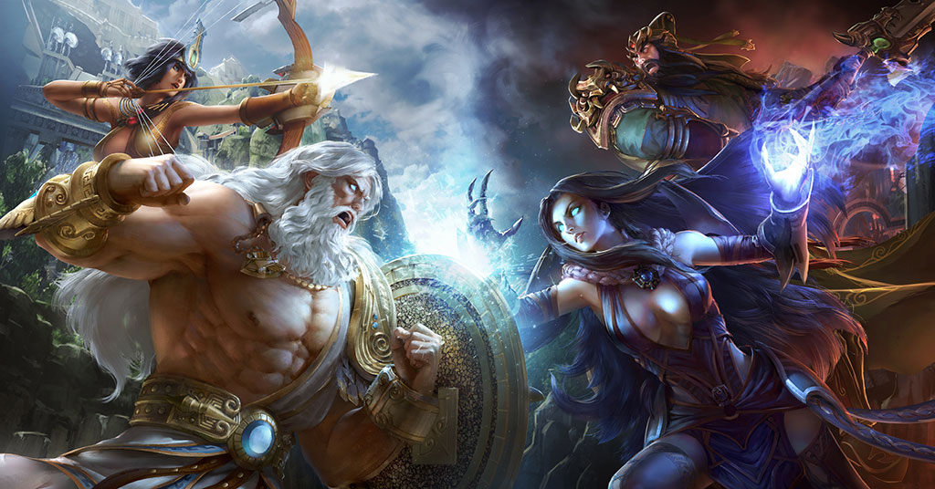 Side Quests: Smite - Gaiscioch Magazine & Livestreams