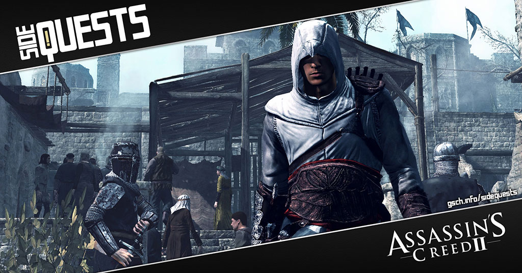 Side Quests: Assassin's Creed II - Gaiscioch Magazine & Livestreams