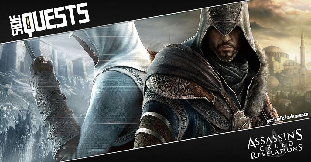 Side Quests: Assassin's Creed: Revelations - Gaiscioch Magazine & Livestreams