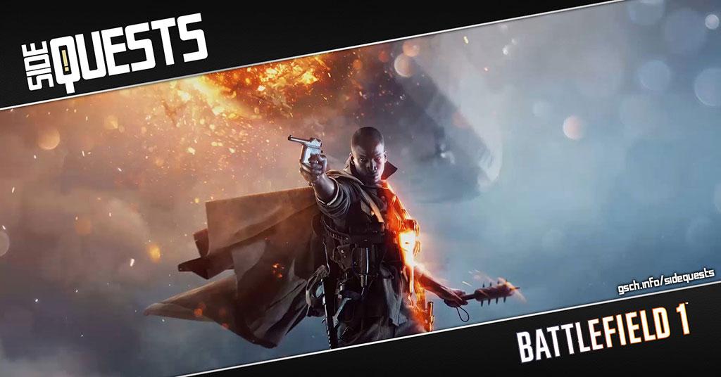 Side Quests: Battlefield 1 - Gaiscioch Magazine & Livestreams