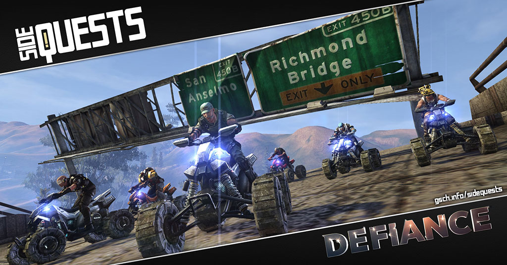Side Quests: Defiance - Gaiscioch Magazine & Livestreams