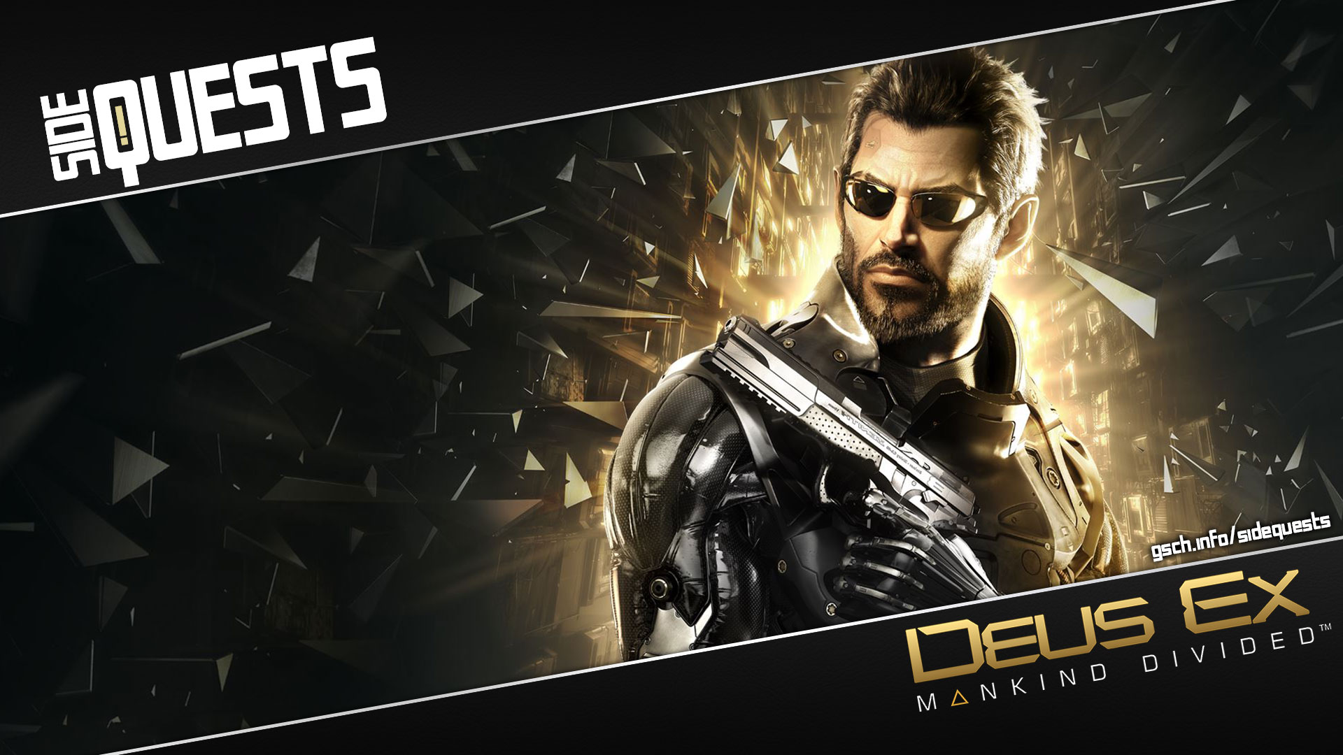 Side Quests: Deus Ex: Mankind Divided - Gaiscioch Magazine & Livestreams