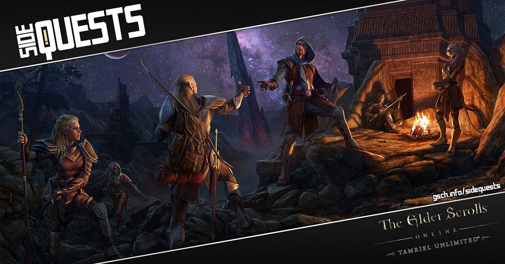 Side Quests: Elder Scrolls Online - Gaiscioch Magazine & Livestreams