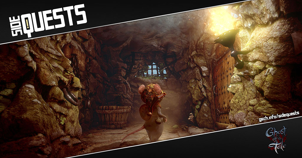 Side Quests: Ghost of a Tale - Gaiscioch Magazine & Livestreams
