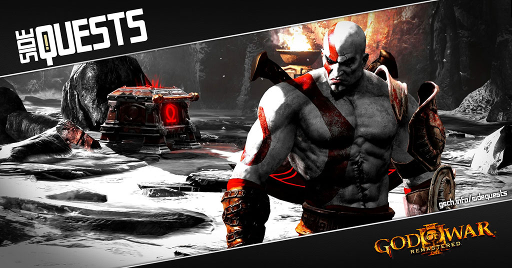 Side Quests: God of War III - Gaiscioch Magazine & Livestreams