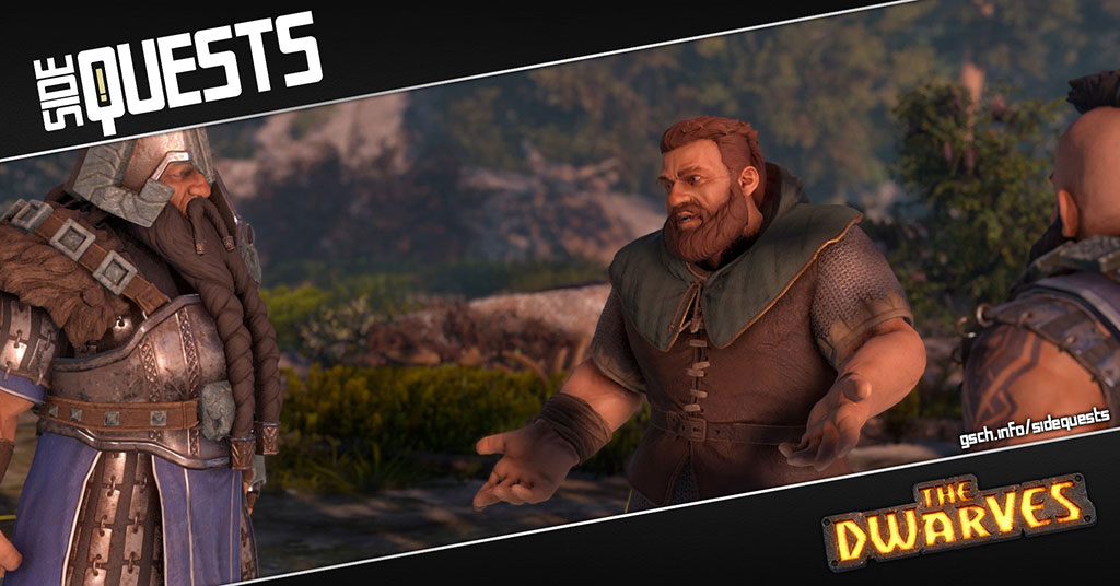 Side Quests: The Dwarves - Gaiscioch Magazine & Livestreams