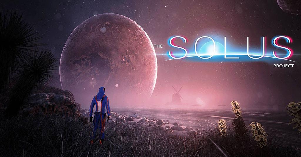 Playstation Adventures: The Solus Project - Gaiscioch Magazine & Livestreams