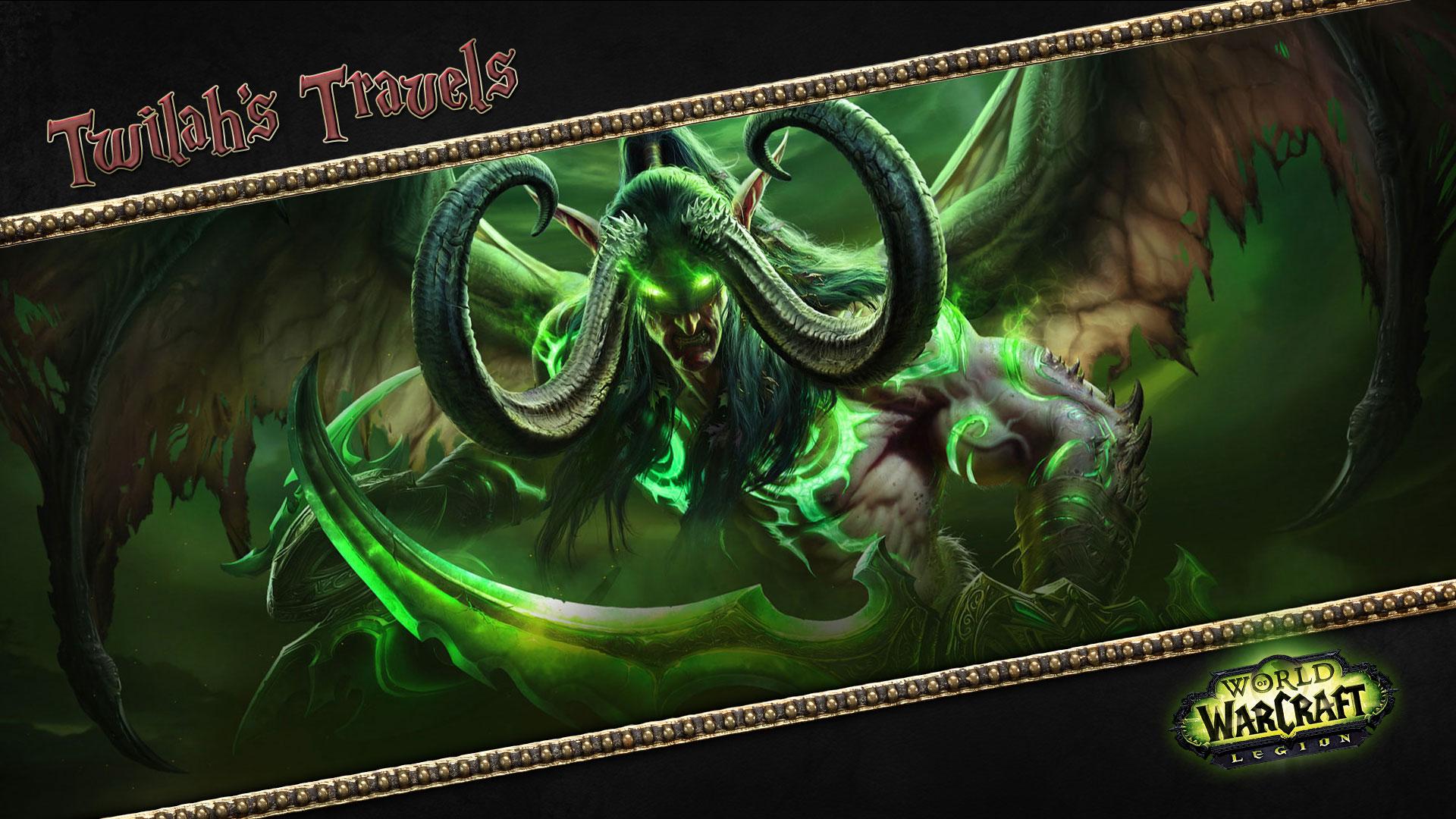 Twilah's Travels: World of Warcraft - Gaiscioch Magazine & Livestreams