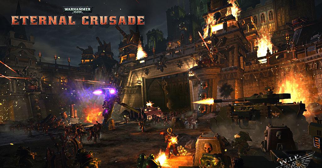 Side Quests: Warhammer 40,000: Eternal Crusade - Gaiscioch Magazine & Livestreams