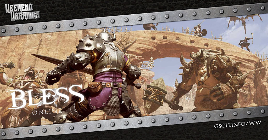 Weekend Warriors: Bless Online - Gaiscioch Magazine & Livestreams
