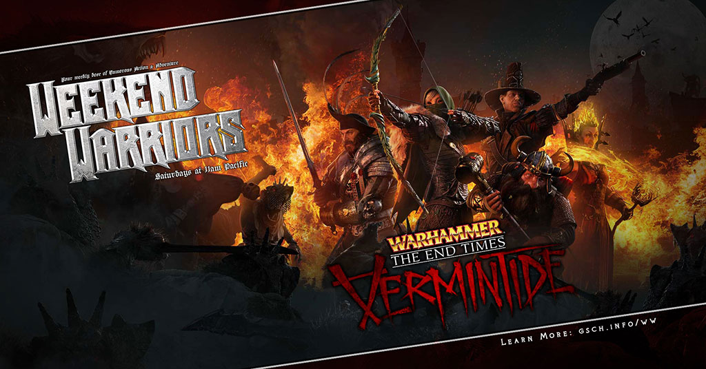 Weekend Warriors: Warhammer: End Times – Vermintide - Gaiscioch Magazine & Livestreams